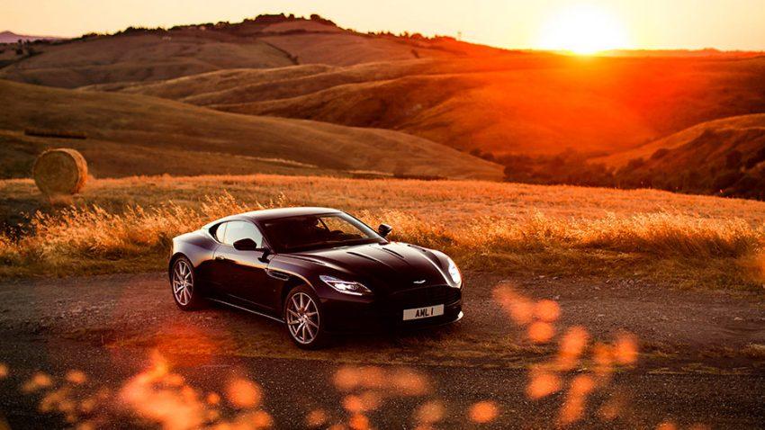 Aston Martin DB11 und die Neuausrichtung der Marke: Q lächelte säuerlich