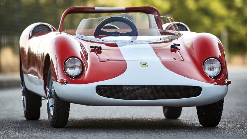 Das coolste Kinderauto für Ferrari-Fans in Spe