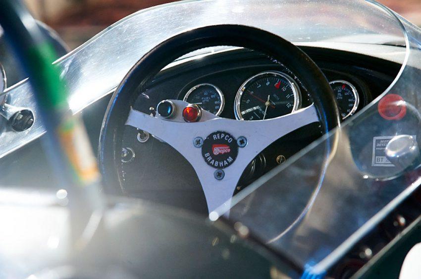 Die vergleichsweise weiche Konstruktion des BT 23 war für Jochen Rindts extreme Fahrweise wie geschaffen.