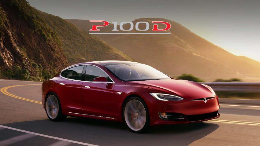 Teslas Model S P100D ist das am schnellsten beschleunigende Serienauto der Welt