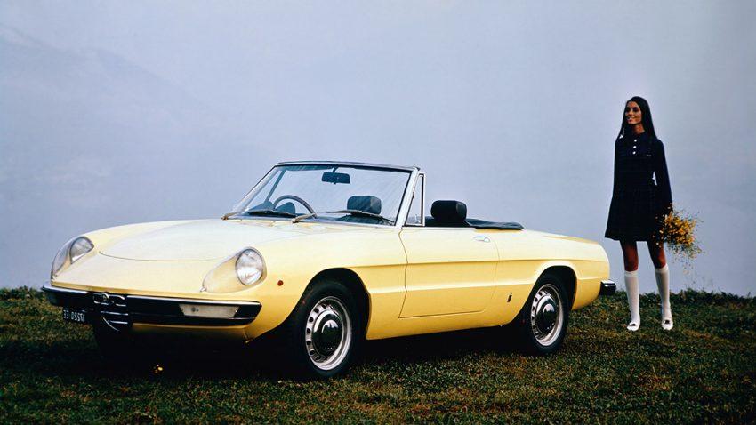 50 Kultautos aus 5 Jahrzehnten: Ein halbes Jahrhundert kultige Karren