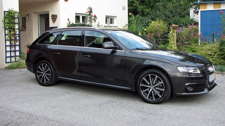 Audi A4 Avant 1,8 TFSI