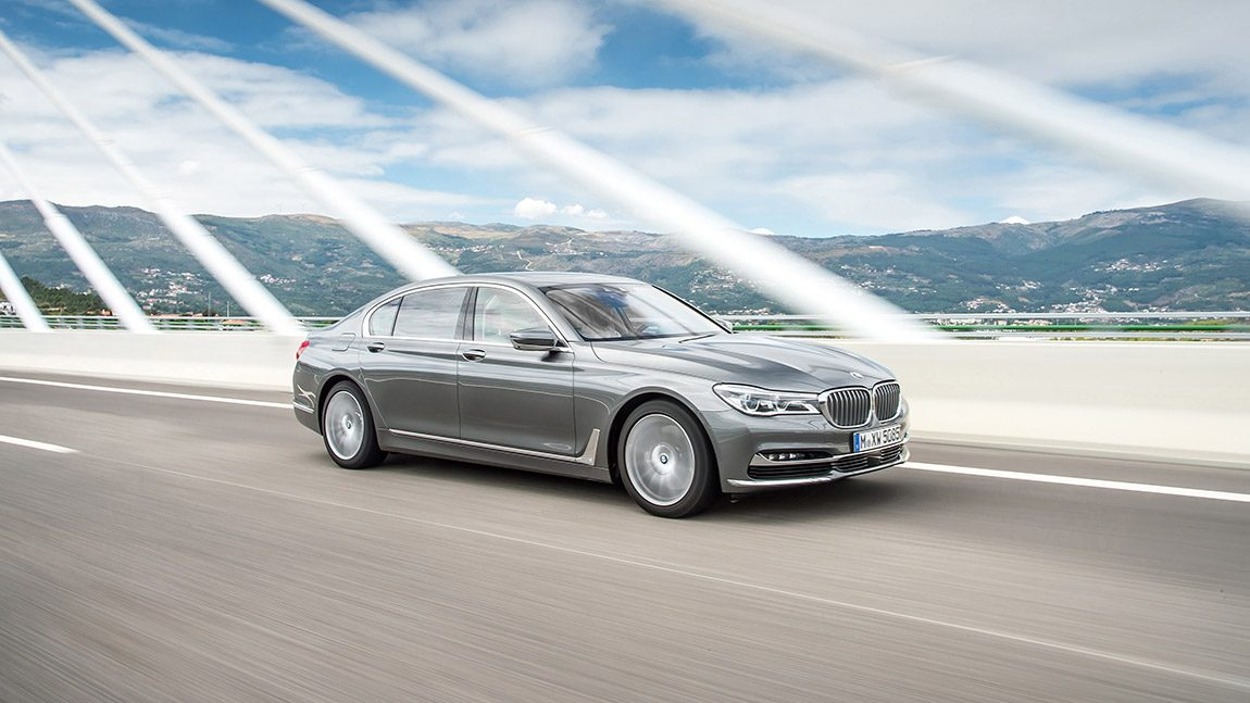 BMW 7er Diesel, Hybrid, V12: Hochleistungsgesellschaftsertüchtigung