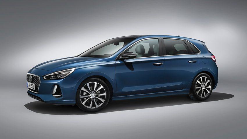 Hyundai i30: Volkswagen!