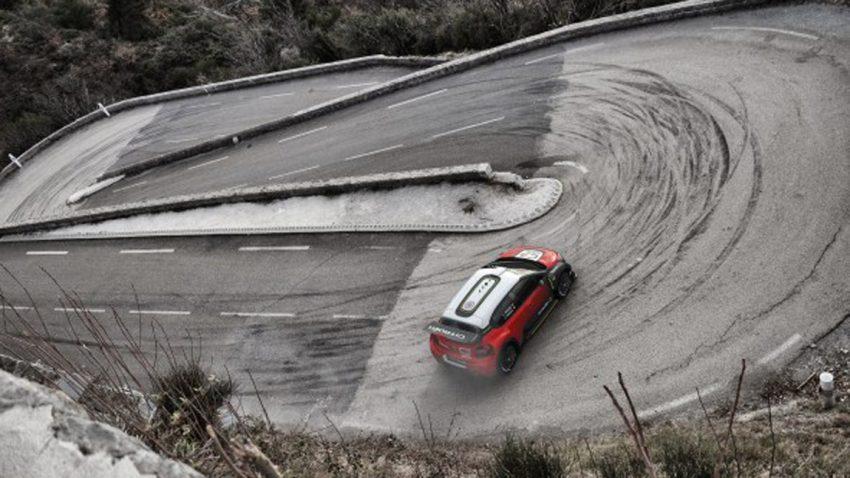 Citroën C3 WRC: Spannung in der Rallye-WM 2017