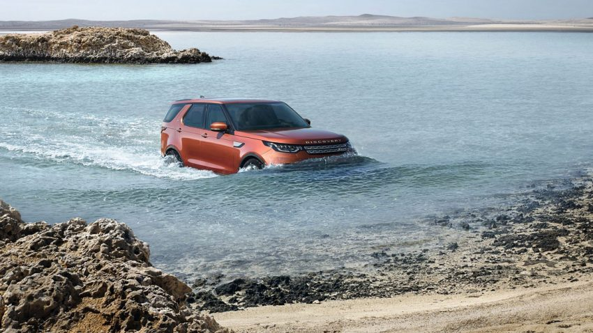 Land Rover Discovery, sparsame 5. Generation