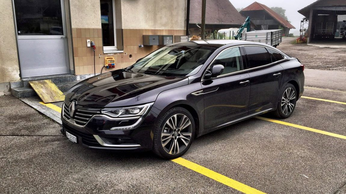 test renault talisman. Black Bedroom Furniture Sets. Home Design Ideas
