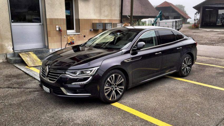 Renault Talisman: Das Großeganze