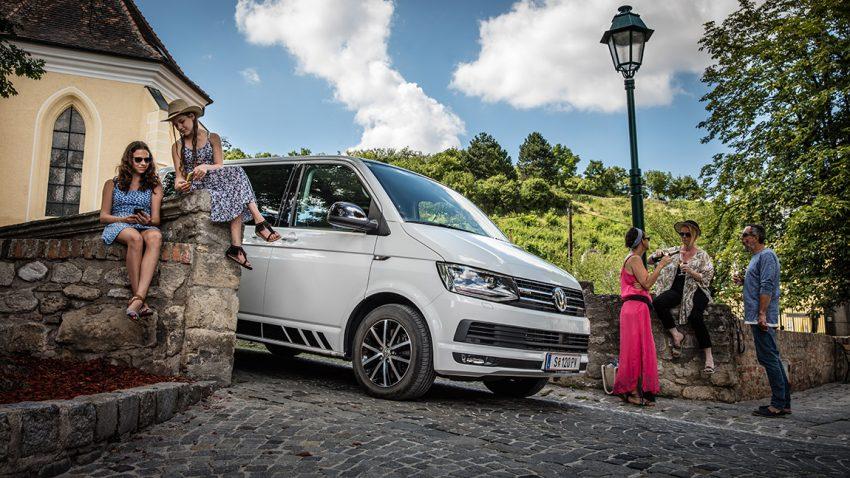Unterwegs im VW T6 Multivan Edition 30: Lonely Planet