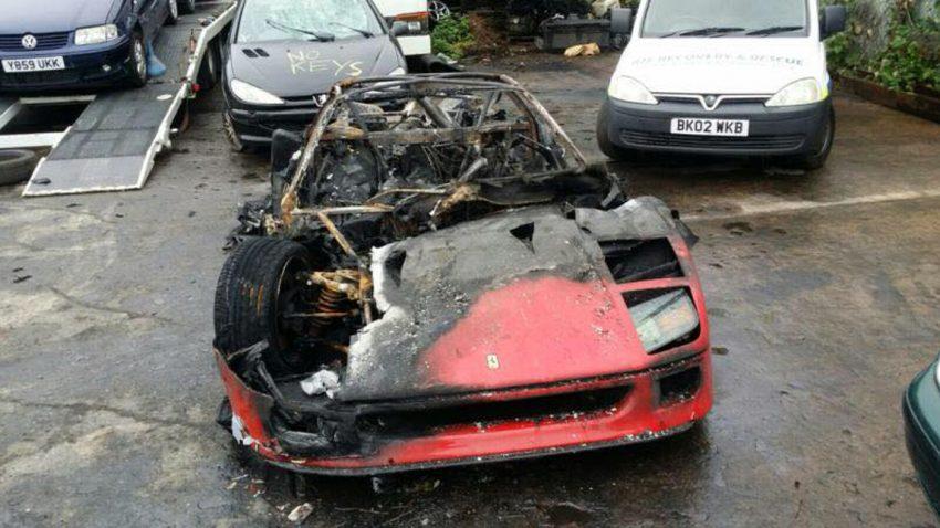 f40-ausgebrannt