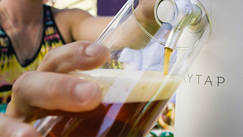 Fizzics: Schallwellen für perfektes Bier
