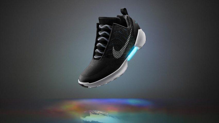 Nikes Selbstschnürer werden Wirklichkeit!