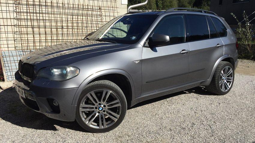BMW X5 LCI M-Paket