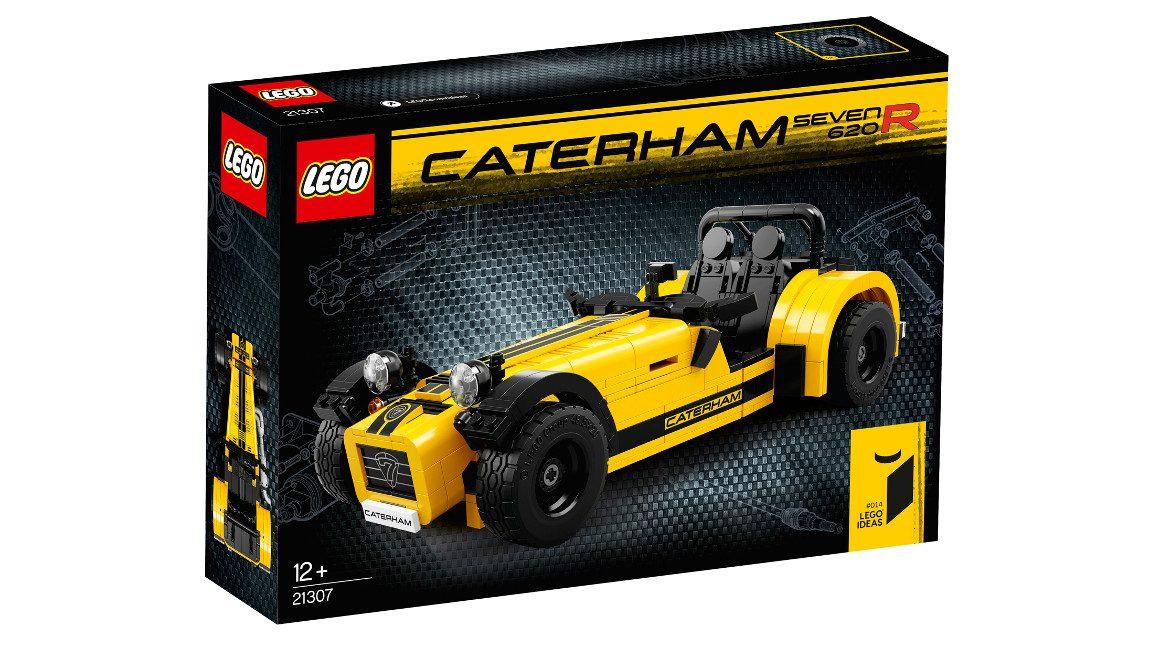 Der Lego Caterham Seven 620R
