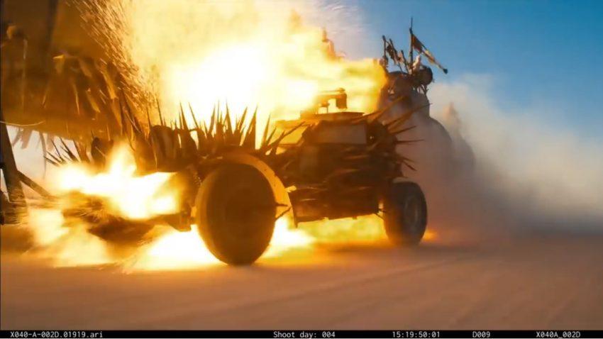 """So unglaublich sieht """"Mad Max: Fury Road"""" ohne visuelle Effekte aus"""