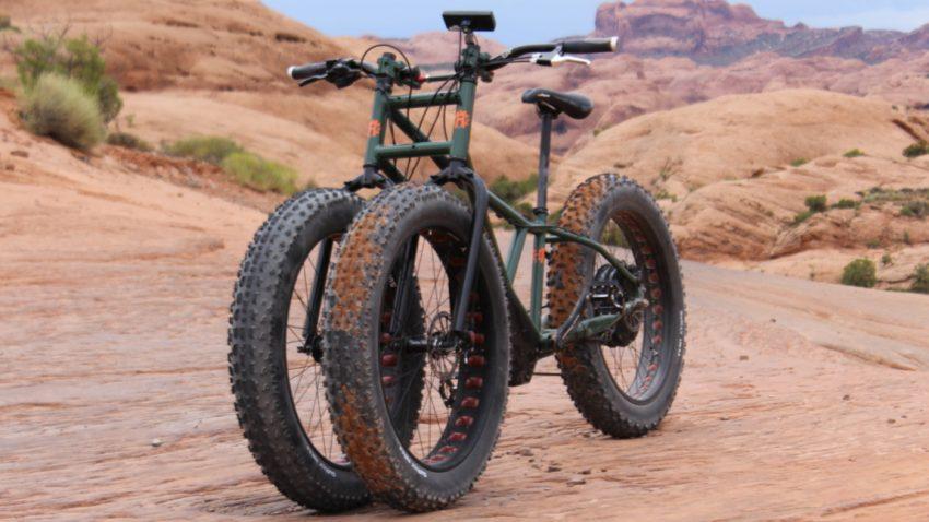 Dieses E-Bike meint's Ernst