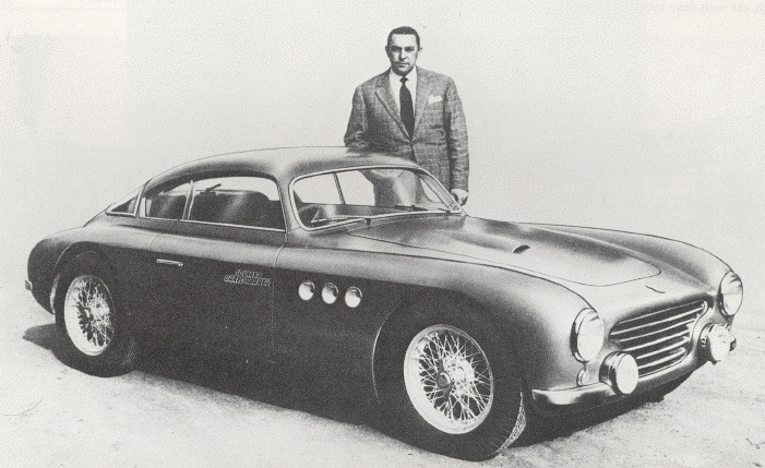 1951 Vignale Abarth 205 Berlinetta