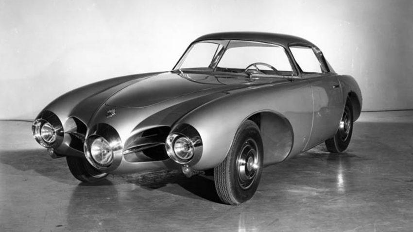 1952 Abarth 1500 Biposto Coupe Bertone