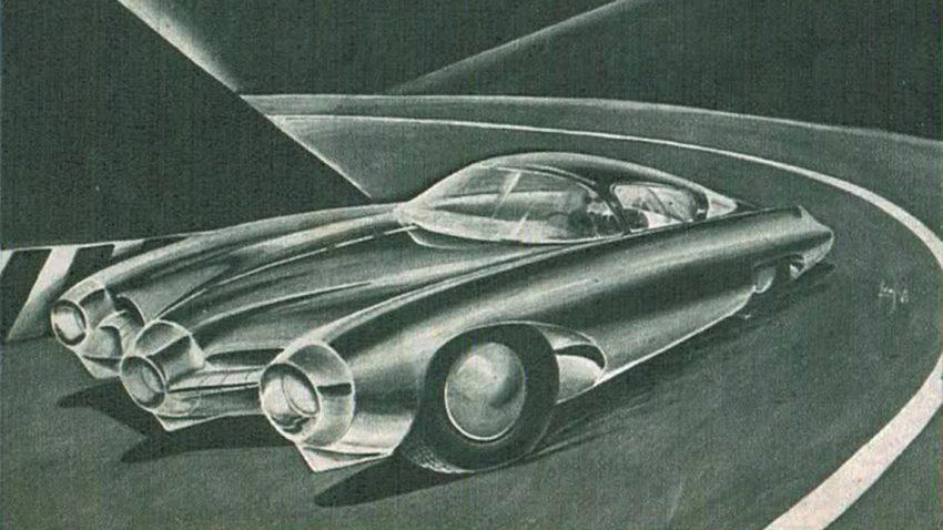 1952 Abarth 1500 Coupé Biposto Bertone