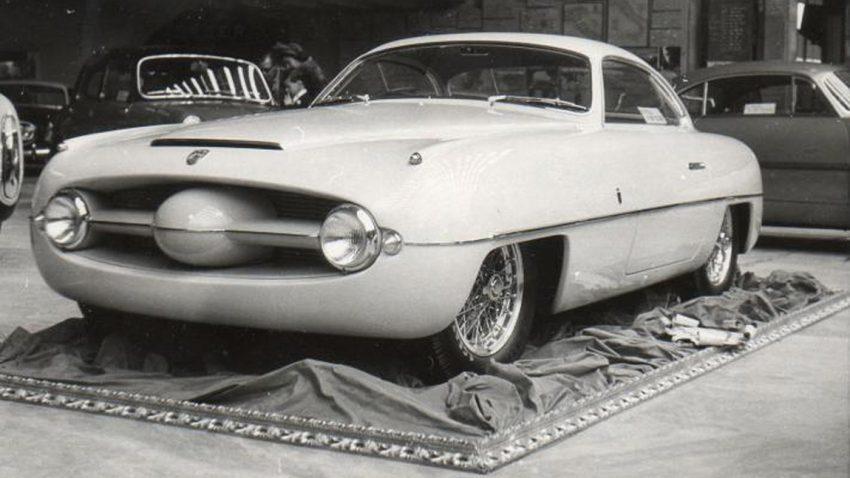 1953 Abarth 1100 Ghia