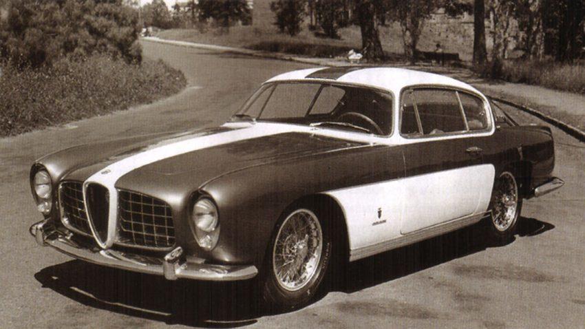 1954 Abarth Alfa Romeo 2000 Ghia