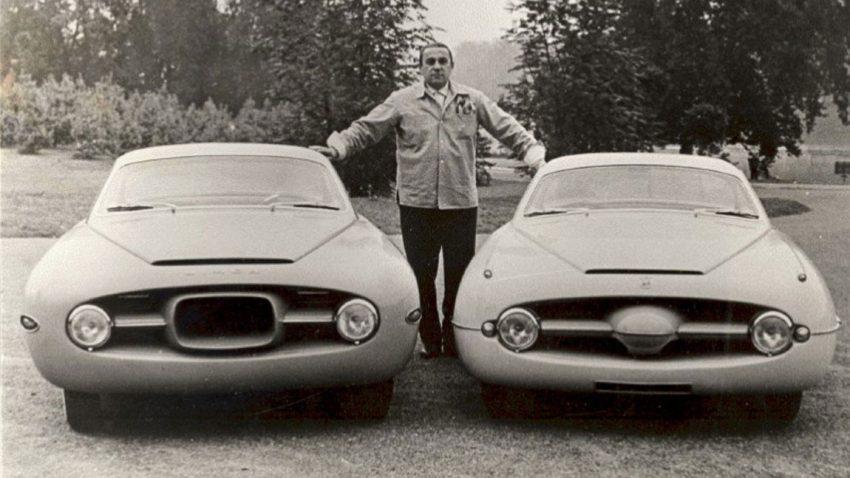 1954 Abarth 1100 Ghia