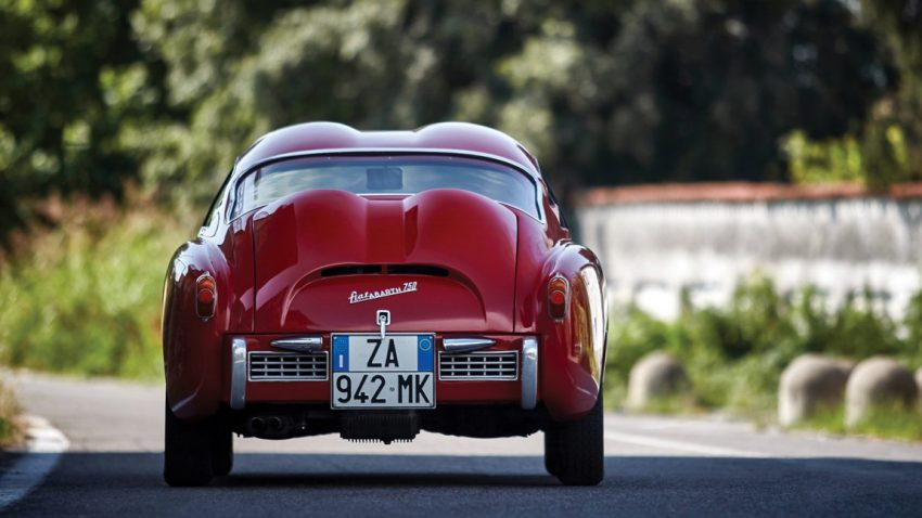 1956 Fiat-Abarth 750 GT Zagato