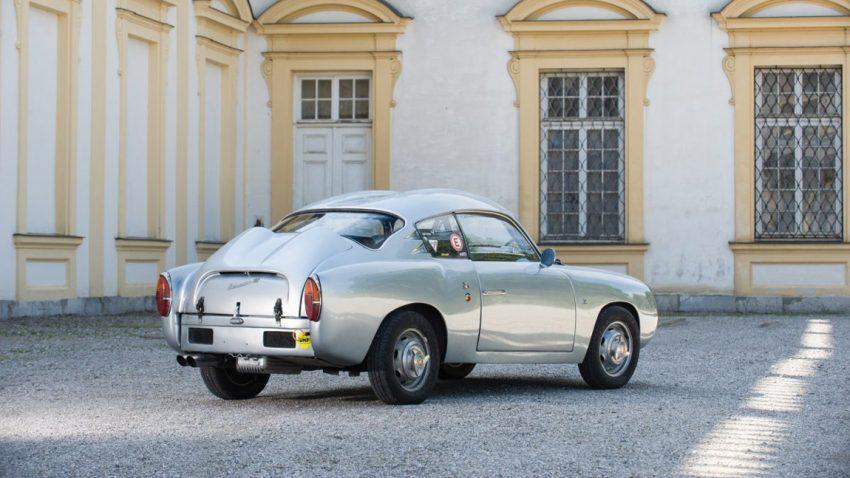 1958 Fiat-Abarth 750 GT Zagato
