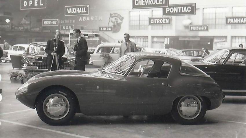 1958 Abarth 1000 GT