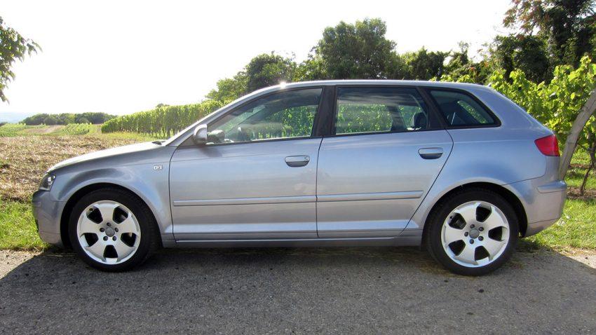 Audi A3 Sportback 1,9 TDI Ambition