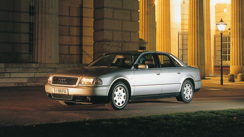 Audi A8 3,3 TDI: Das Leben kein Traum