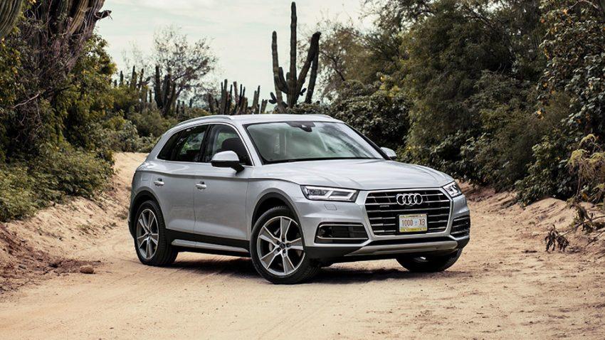 Audi Q5: Tänzer zwischen den Polen