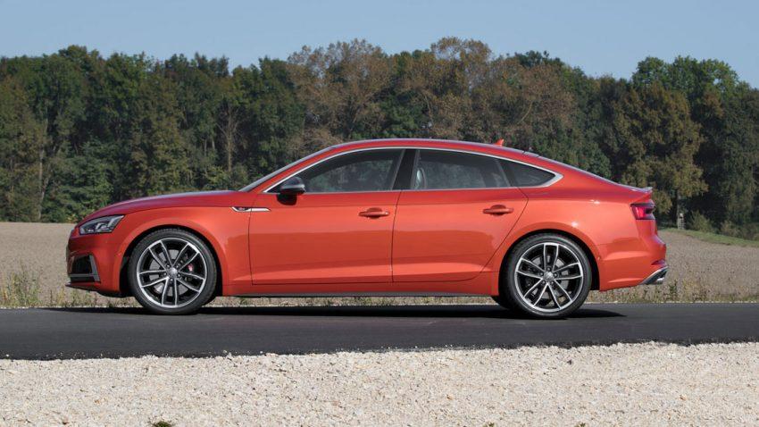Audi S5 Sportback, jetzt mal kein Kombi