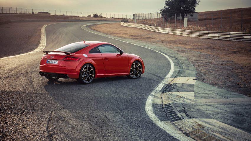 Audi TT RS: Das letzte Einhorn