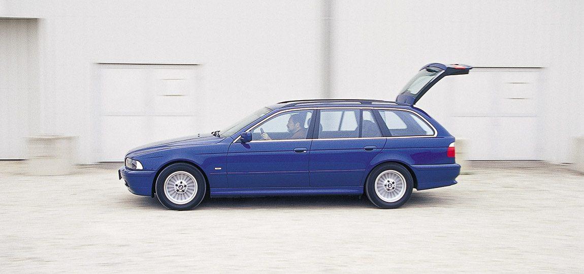 BMW 530d touring: Leben auf der Straße