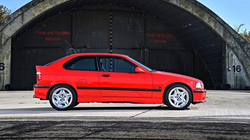 BMW E30 M3 Compact