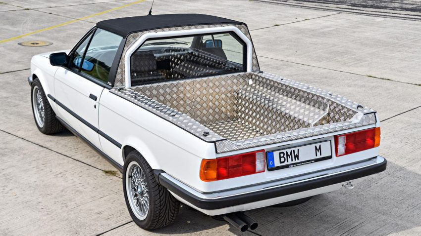 BMW E30 M3 Pick-Up