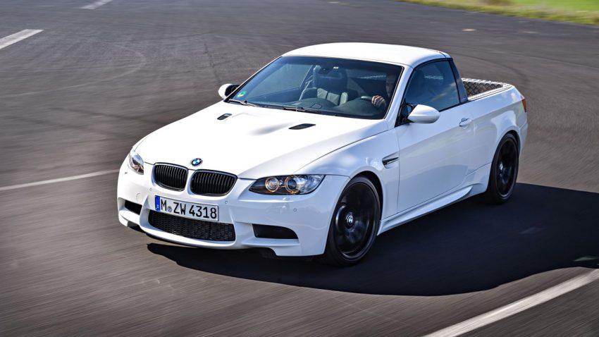 BMW E92 M3 Pick-Up