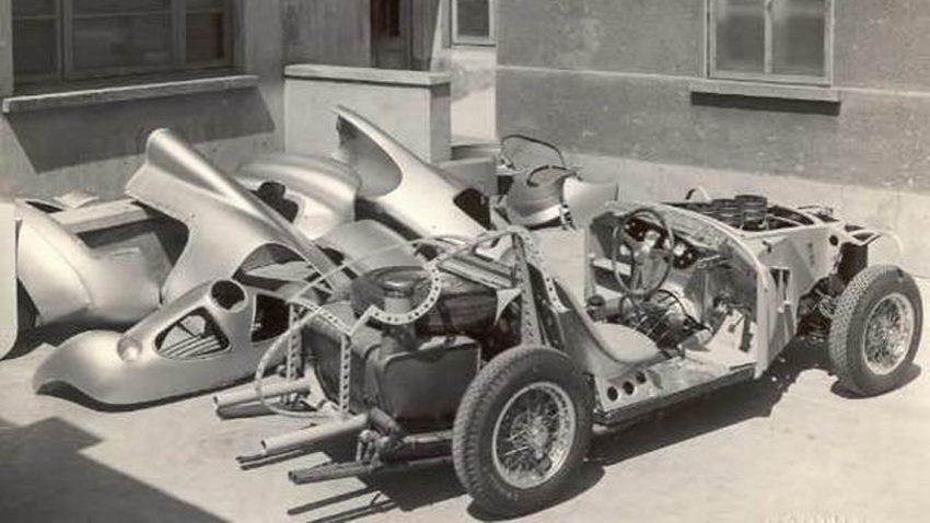 1953 Abarth Ferrari 166 MM