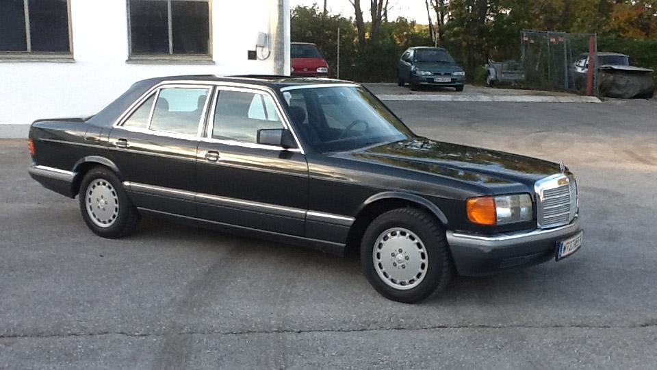 Gebrauchtwagenmarkt mercedes benz 300 se zum verkauf for Mercedes benz 300 se