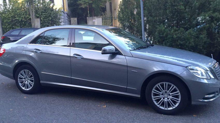 Mercedes-Benz E 200 BlueEfficiency CDI