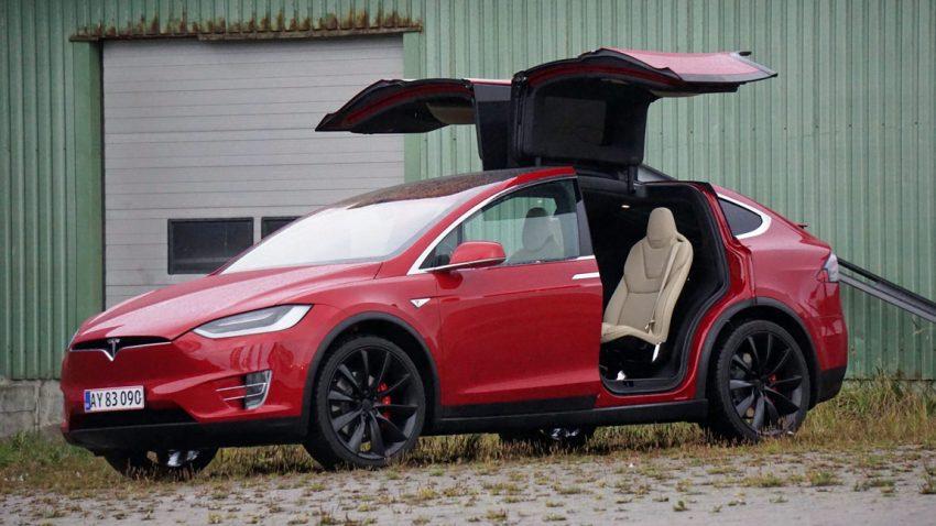 Tesla Model X: Für und Wider