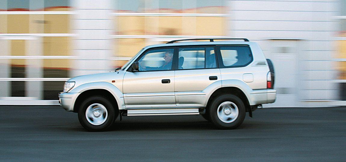 Toyota Landcruiser 3,0 D-4D: Nachschlag