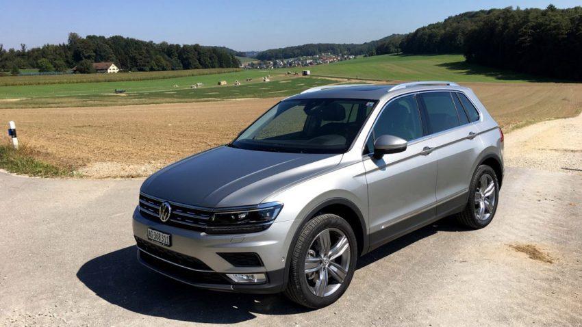 VW Tiguan: Wo ist die Konkurrenz?