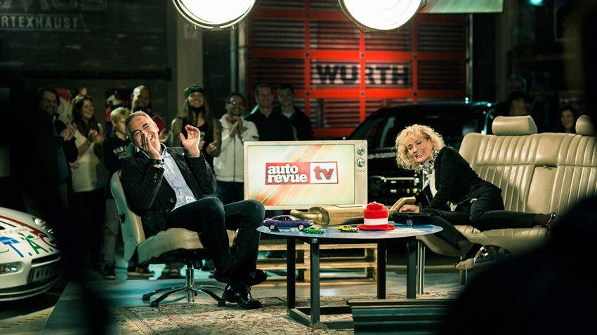autorevue.tv Staffel 2: Folge 1-2 zum Nachsehen