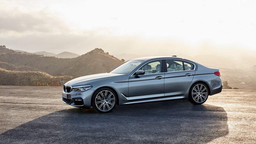 BMW 5er-Reihe: Sehen Sie? Sie sehen nix