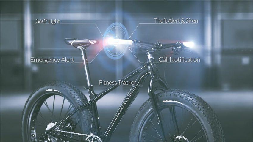 SmartGrip: Smarter Fahrradgriff aus Graz als Diebstahlschutz
