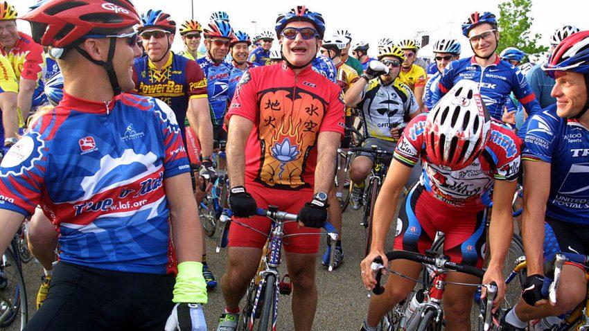 Robin Williams' Fahrradsammlung wird versteigert