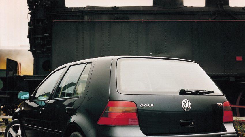 VW Golf 1,9 TDI mit 150 PS: Die Faust des Volkes