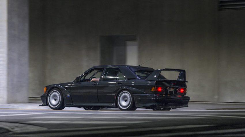 Achtung! Spoiler-Alarm: Mercedes 190 E 2.5-16 Evo II